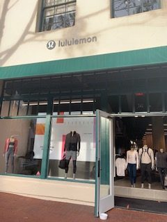 lululemon athletica store santa barbara